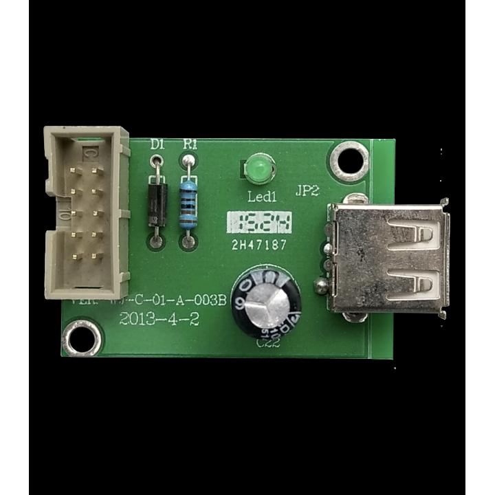 №34 USB card