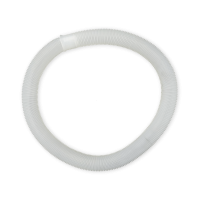 №85 Flexible pipe white